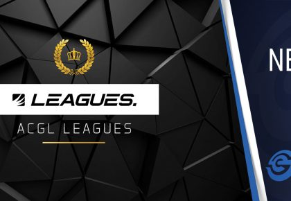 ACGL Leagues announced - A fantastic new series of tournaments for SA gamers