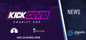 ACGL announced the Kick Covid Charity Cup with R5,000 prize pool