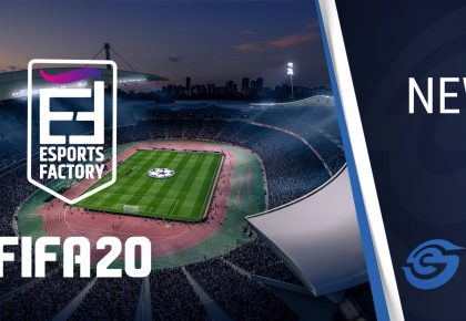 R5,000 Esports Factory FIFA 20 Tournament