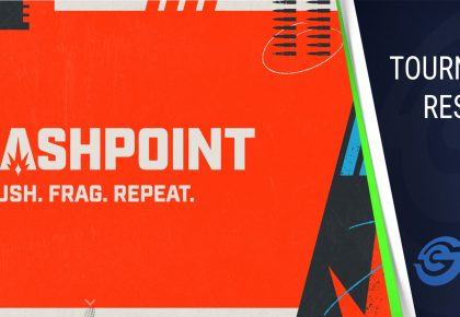 Cloud9 finishes in fourth place at Flashpoint Season 1