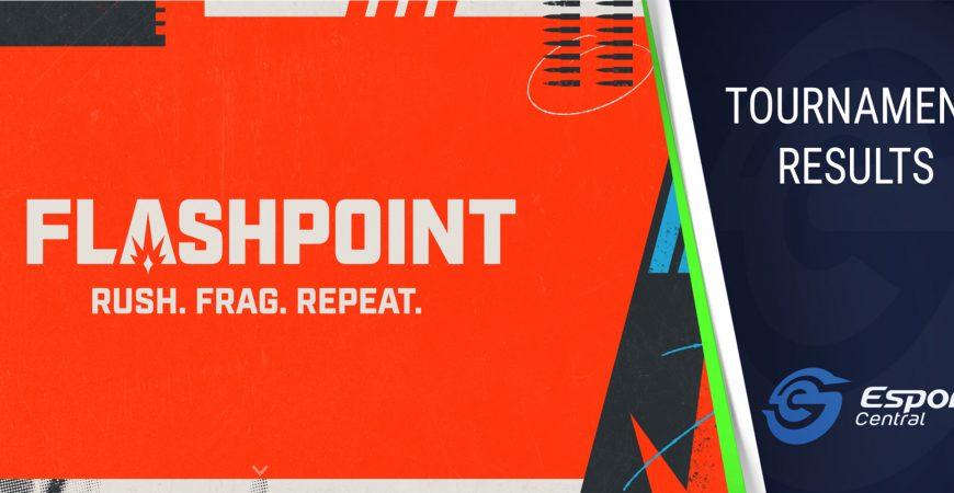 Flashpoint Season 3 finals
