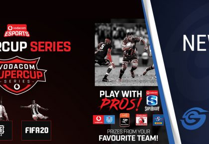 Vodacom Supercup Series for FIFA and PUBG Mobile Announced