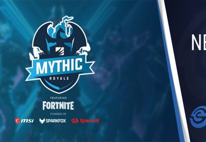 ACGL's Fortnite May Solo Mythic Royale has R3,000 in prize money up for grabs