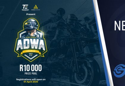 PUBG Mobile Adwa League announced with a whopping R10,000 up for grabs
