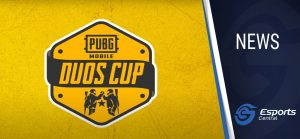 PUBG mobile duos cup