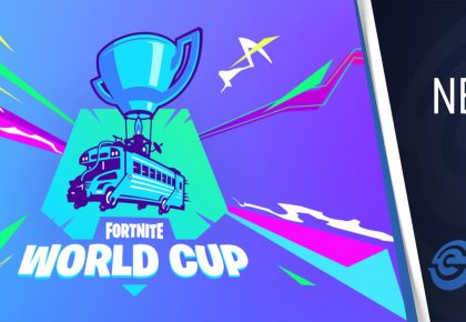 The Fortnite World Cup 2020 has been cancelled