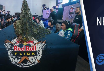 Red Bull Flick SA qualifier announced - CS:GO as you've never seen it before