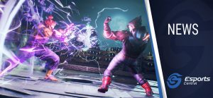 Red Bull Hit the Streets: Tekken 7 and Street Fighter V tournaments