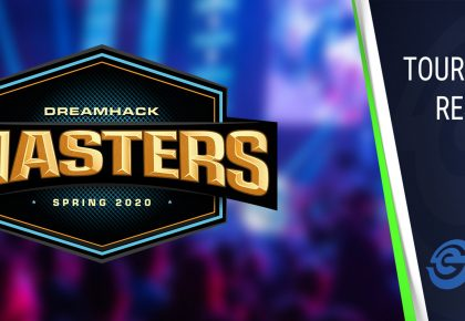 Cloud9 finishes fourth at DreamHack Masters Spring 2020 North America