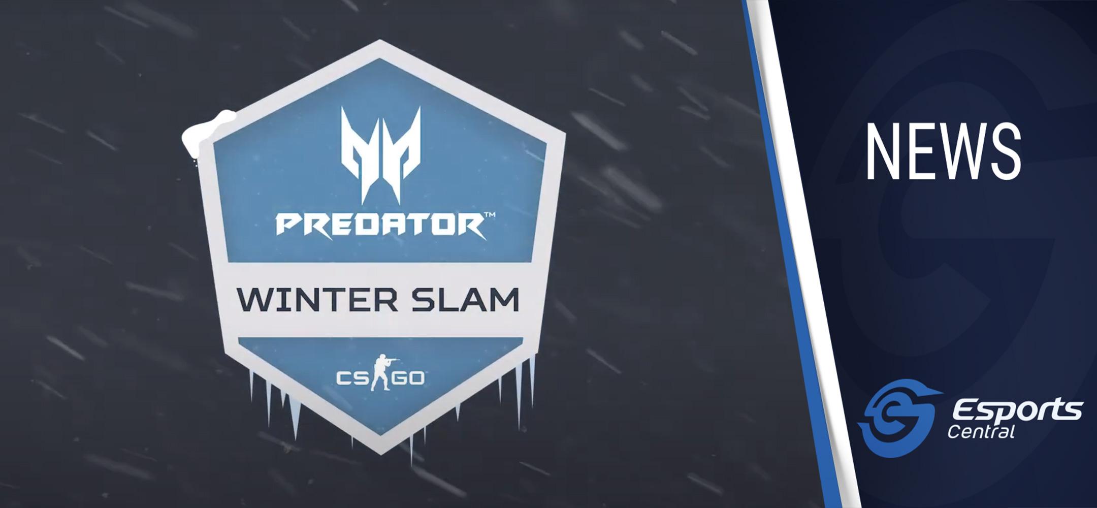 Predator Winter Slam