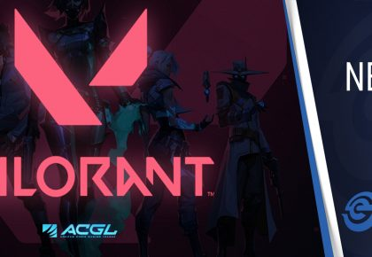South African Valorant tournament from ACGL taking place this weekend