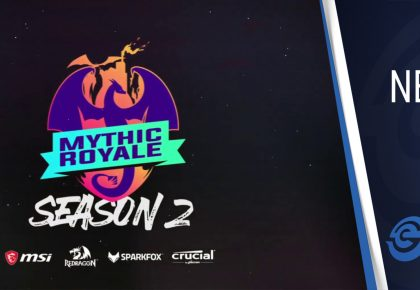 Mythic Royale Season Two announced by ACGL