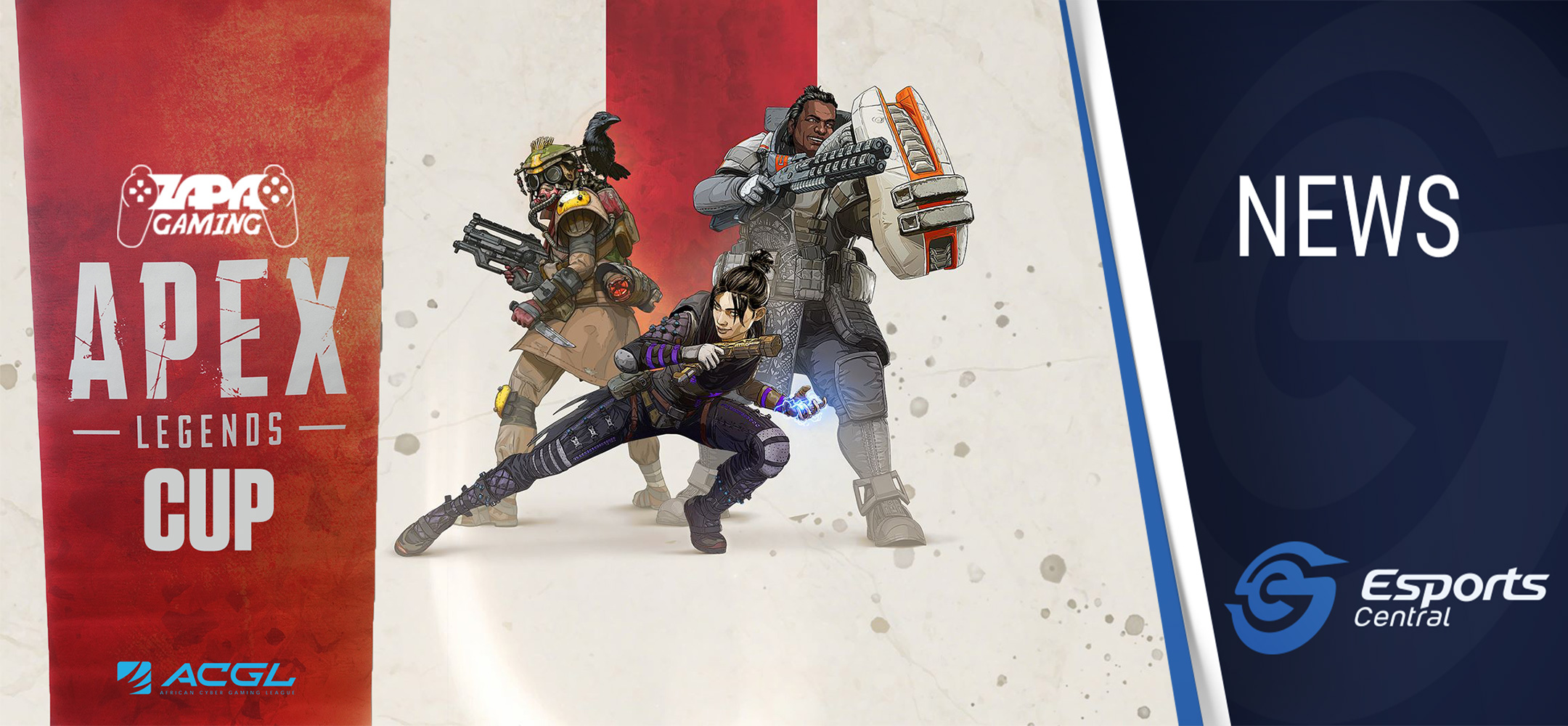 ZAPA Gaming Apex Legends