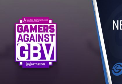 Gamers Against Gender-Based Violence raises nearly R54,000 for charity