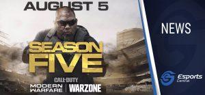 Warzone Season 5