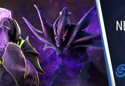 Dota 2 Arcana vote finalists revealed as Faceless Void and Spectre