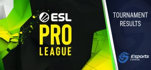 ESL Pro League Season 12: Europe results and standings