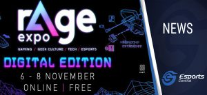 rAge Digital Edition: Africa Games + Esports Careers Day schedule announced