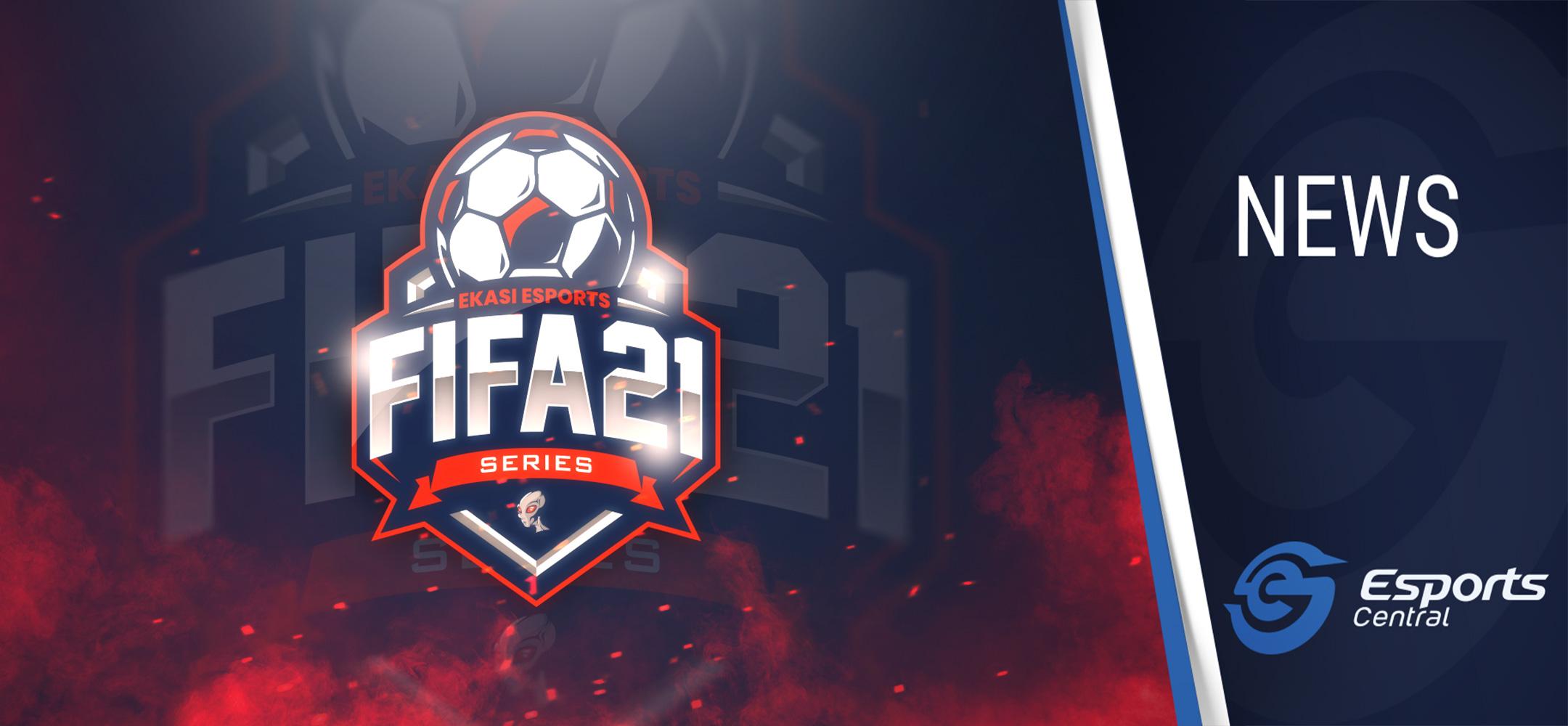 Ekasi esports FIFA21