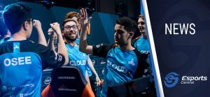 ex-Cloud9 squad with SA players win Mustache Masters charity event