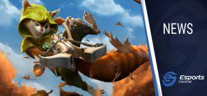 New Dota 2 hero Hoodwink released with the massive update 7.28