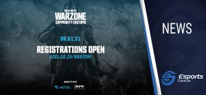 Warzone Community Customs 2 cup taking place tonight