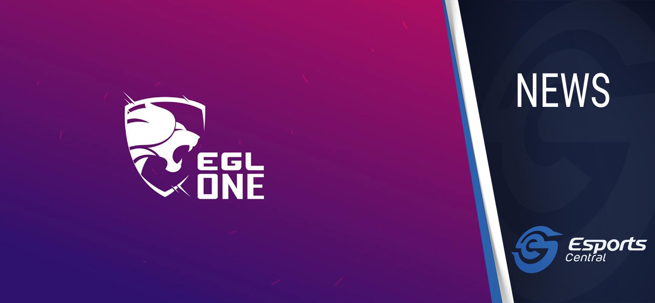 EGL One Dota 2 Season 1