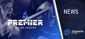 BLAST Premier Spring Groups 2021