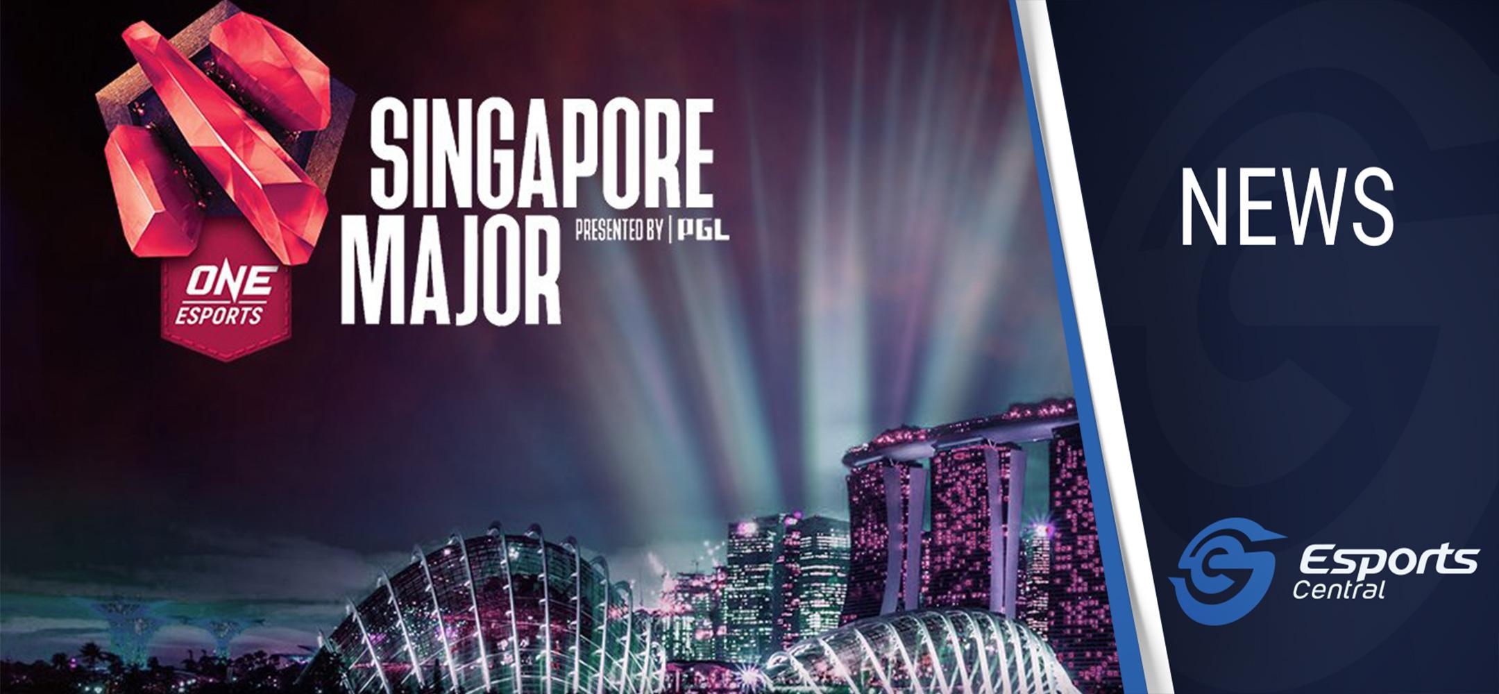Dota 2 Singapore Major
