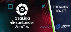 Masoom wins eLaLiga Santander African Regional Final