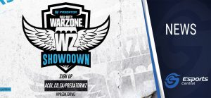 Predator Warzone Showdown announced by ACGL with R50,000 up for grabs