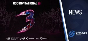 R6 Siege ROG Invitational III announced with R100,000 prize pool