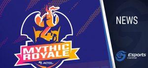 R10,000 Mythic Royale Season 4 for Fortnite announced