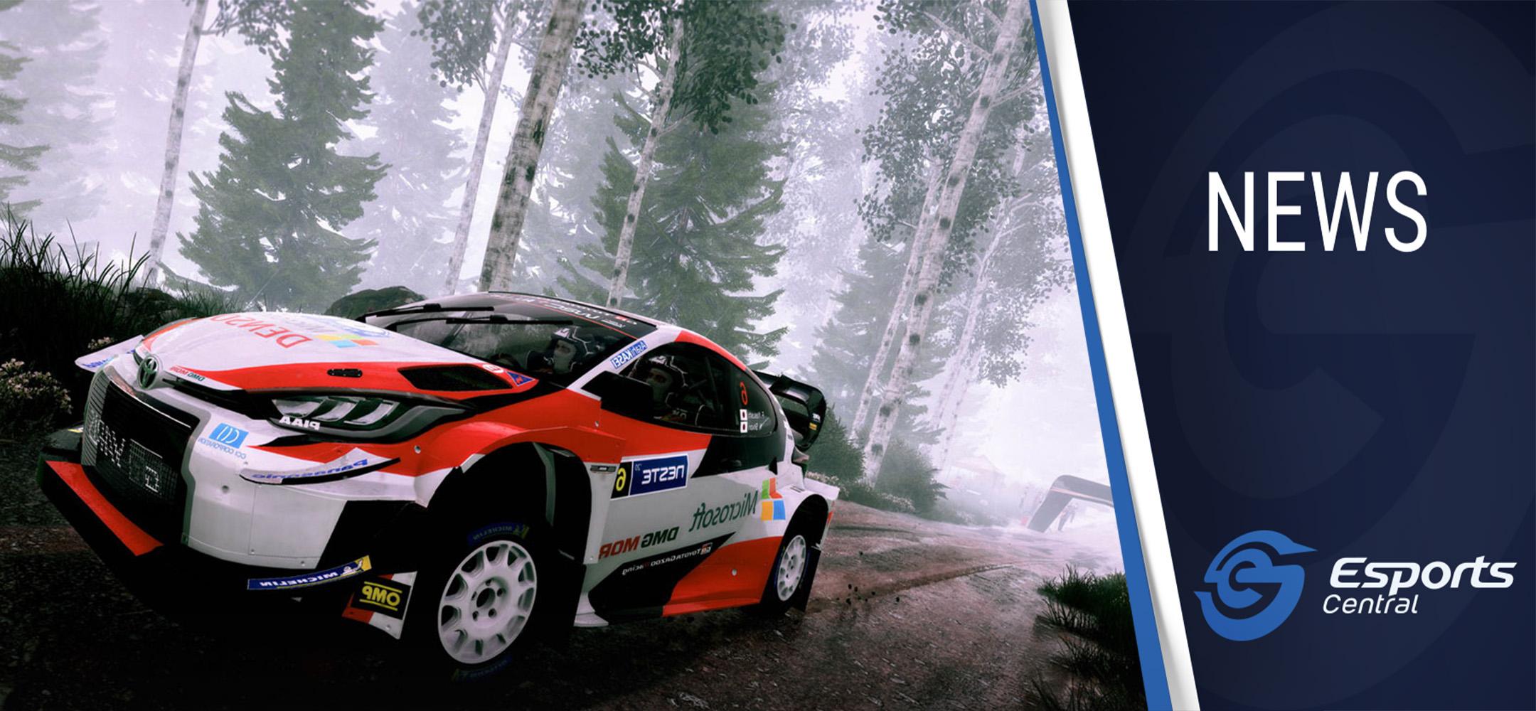 Toyota Esports WRC9 Season 2