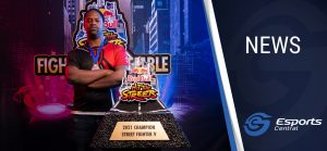 Red Bull Hit The Streets crowns 2021 Street Fighter V Champion!