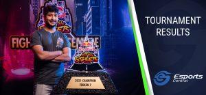 Red Bull Hit The Streets crowns 2021 Tekken 7 Champion!