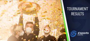 Team Spirit shocks PSG.LGD to win The International 10